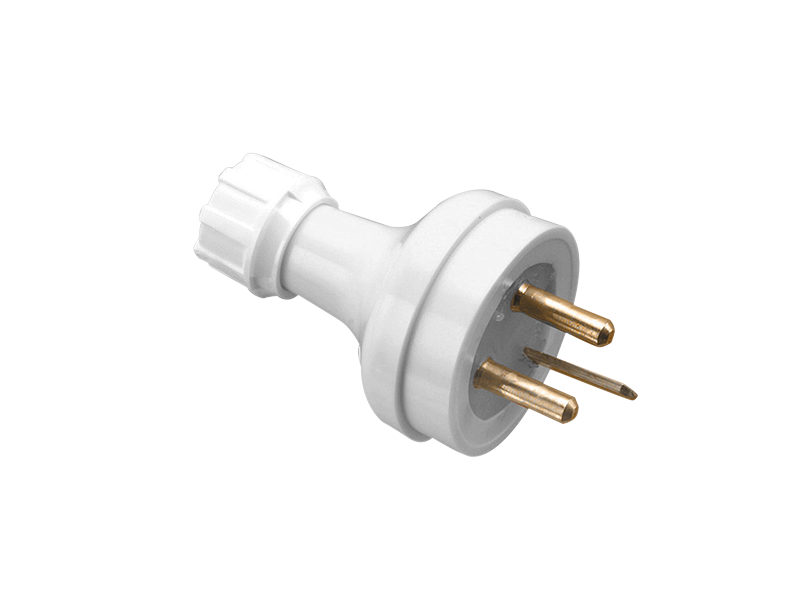 Clipsal - 439/110HD - Plug Top, Straight, Heavy Duty, 3 Pin, 10A, 110V