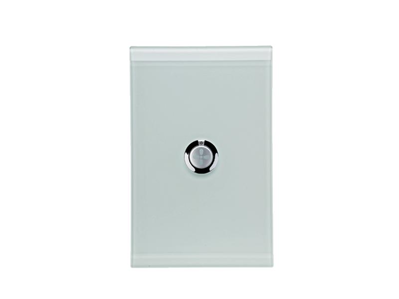 clipsal 4061vf3csf fan speed controller, 240v, 75va, modular starter for saturn clipsal 4061vf3csf fan speed controller, 240v, 75va, modular, saturn 4000 series, pure white
