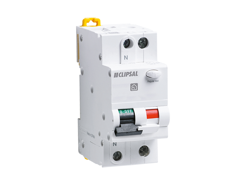 clipsal - rcbm216/30 - combination rcd/mcb, 2 module, 2 ... rcd mcb wiring diagram #11