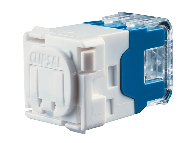 Clipsal 30rj45sma5sh modular socket category 5e utp rj45 30rj45sma5sh modular socket category 5e utp rj45 shuttered swarovskicordoba Gallery